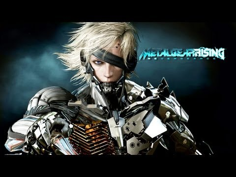 Metal Gear Rising Revengeance: Rumo ao Nihon Teien - ????