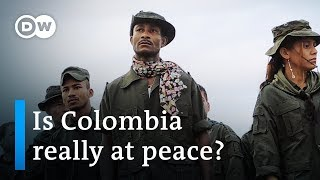 Colombia - The Long Road to Peace after the civil war | DW Documentary