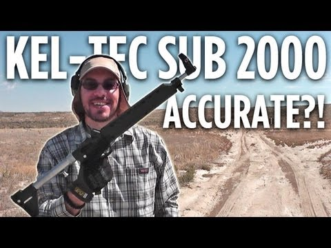 Kel-Tec Sub 2000: How Accurate is it?