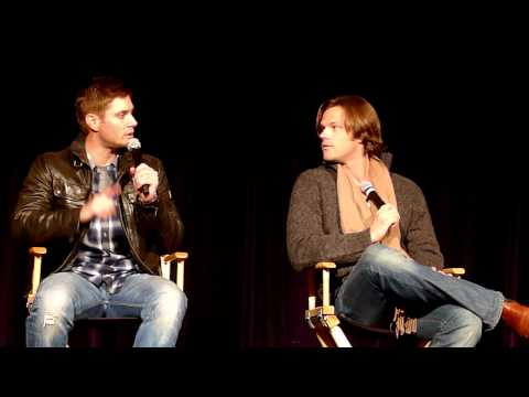 Jared and Jensen on Borat Quotes on Set and Outtakes