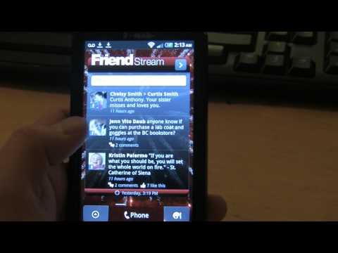 Fastest Sense Android rom for HTC HD2 Quadrant 2800!