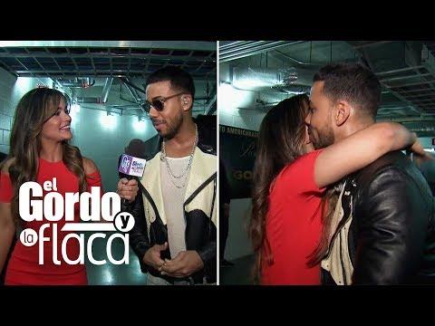 Romeo Santos le pidió perdón a Clarissa Molina por esta razón | GyF