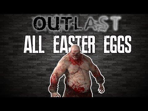 All Outlast Easter Eggs & Secrets