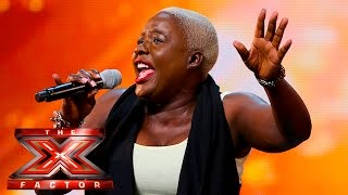 Download Lagu Jennifer Phillips risks Mary Mary's Shackles | Auditions Week 1 | The X Factor UK 2015 Gratis STAFABAND