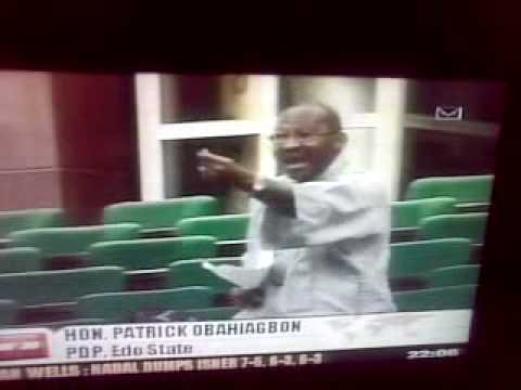 Hon. Patrick Obahiagbon's  Wordmentation video