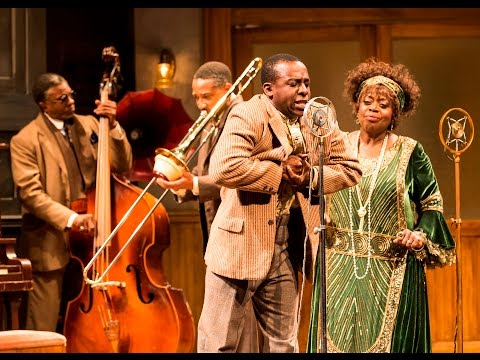 August Wilsons Ma Raineys Black Bottom Opens at the Mark Taper Forum