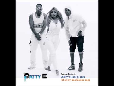 ** NEW PARTY MIX ** OCTOBER 2013 - HIP-HOP & RNB HITS REMIXED - DJ PATTY E klip izle