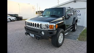 This 5-Speed 2007 Hummer H3 is a much better and more capable AWD vehicle than most people realize
