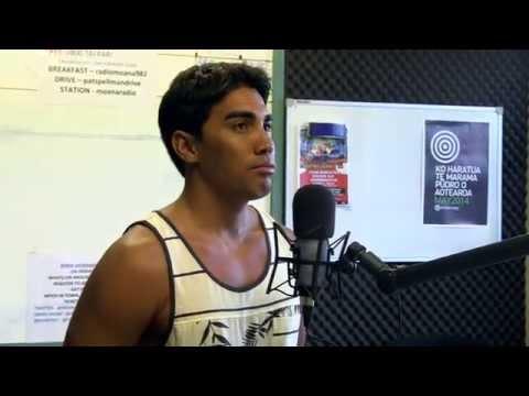 Kolohe Kai Interview - Moana 98.2 Fm Tauranga video