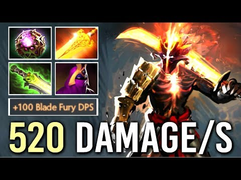 NEW BUILD Magic Juggernaut -65% Resistance Blade Fury Radiance + Octarine Core by Fugas WTF Dota 2