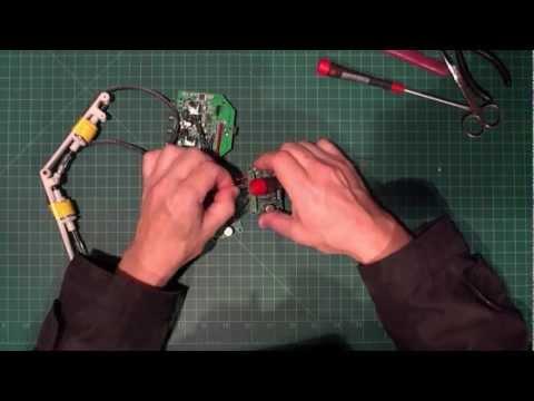 Advanced Humanoid Robot Design Part 2