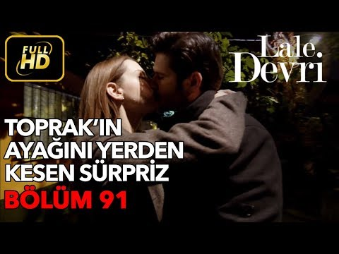 Lale Devri 91. Bölüm / Full HD (Tek Parça)