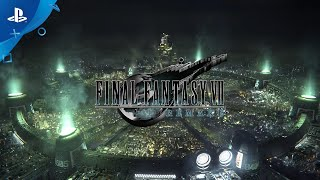 Final Fantasy VII Remake - Opening Movie | PS4