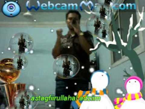 Taubat Maksiat Wali  Karaoke Kg Fauzan In Jeddah video