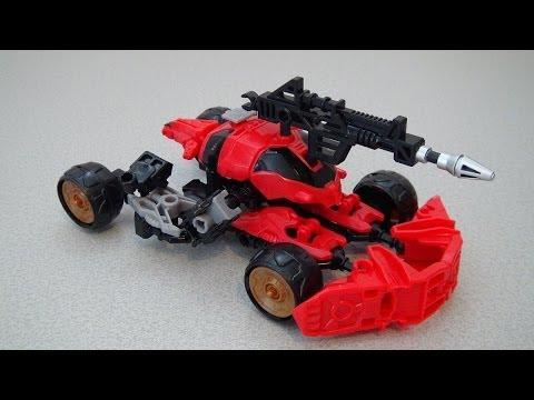 Transformers Constructbots Cliffjumper Playset Video Toy Review video