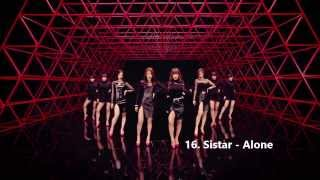 My top 70 kpop songs (with HD MV)