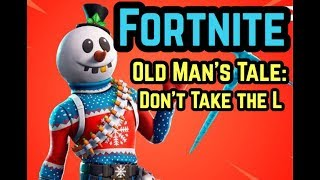 Fortnite - An Old Man's Tale