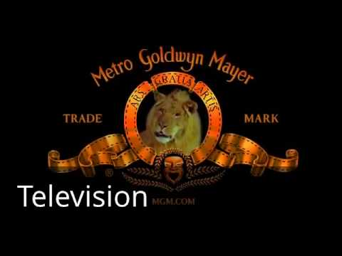 Logo Effects  MGM Television 3 online video cutter com