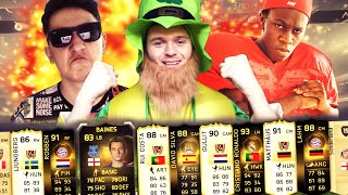 FIFA 15 - YOUR BEST PACKS
