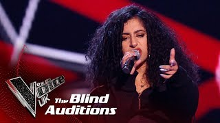 Ilianna's 'Location' | Blind Auditions | The Voice UK 2019