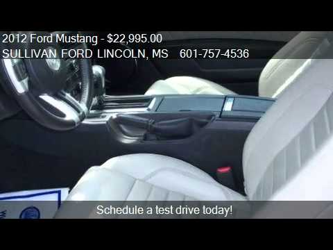 2012 Ford Mustang  - for sale in BROOKHAVEN, MS 39601
