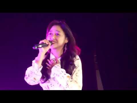 Lantang (Original Song) JKT48 Acoustic Hand Shake Event Ebikachu / UZA 29.09.2018