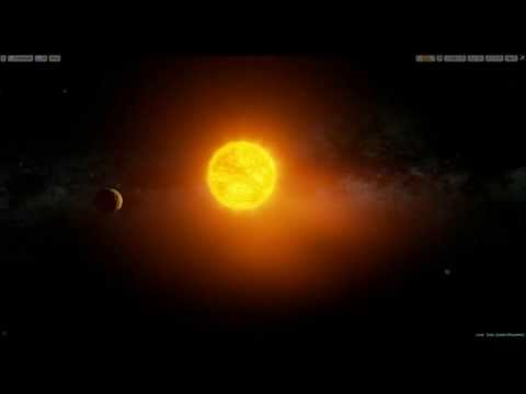 Solar System Unreal Engine 4