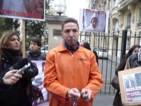 Zakaria Moumni raconte de vive voix la torture subie à Témara
