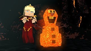 """Let it Glow"" - A Minecraft Parody of Disney's Frozen Let it Go (Music Video)"