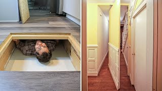 8 INGENIOUS SECRET DOORS AND ROOMS THAT YOU SHOULD SEE