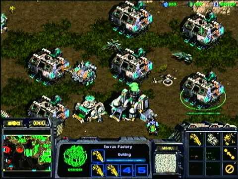 StarCraft Brood War [FPVOD] DreamHack 2009 - FINAL - BRAT_OK vs Enivid (TvP)