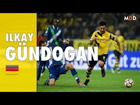 İlkay Gündoğan | Borussia Dortmund | Goals, Skills, Assists - HD