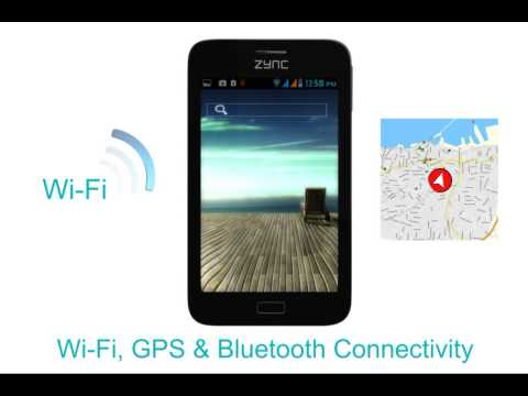 Why buy the Zync™ Cloud Z5 Android Smartphone?