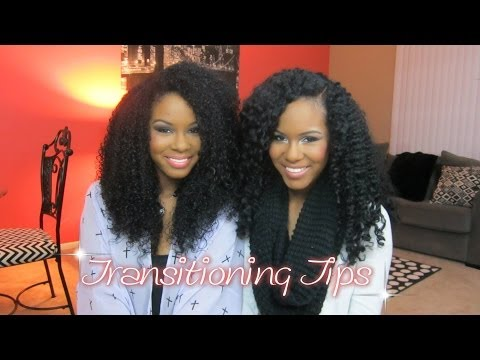 How We Transitioned From Relaxed to Natural Hair