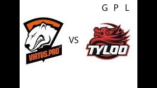 Virtus.pro VS Tyloo – Bo3 –  CS:GO ASIA CHAMPIONSHIPS 2018 - Playoffs DO OR DIE