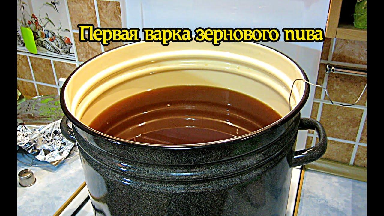 Как в домашних условия сварить пиво в домашних условиях