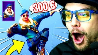 Le SKIN A 300€ sur FORTNITE !!