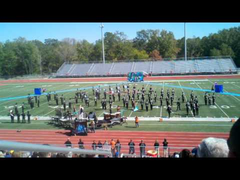 Queen City Band of Champions 2011 Area Carthage TX