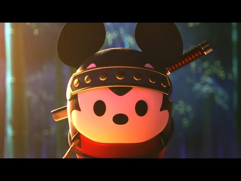 Ninja Castle A Tsum Tsum Short Disney