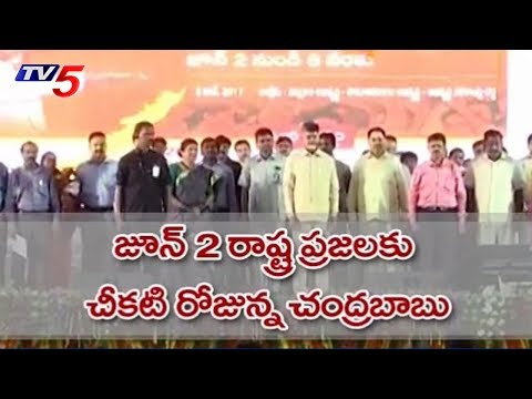చంద్రబాబు హెచ్చరిక..! | CM Chandrababu Nava Nirmana Deeksha In Vijayawada | TV5 News