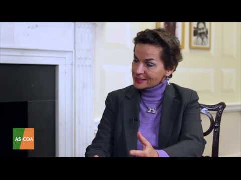AS/COA Q&A: UNFCCC's Christiana Figueres on Women's Role Fighting Climate Change
