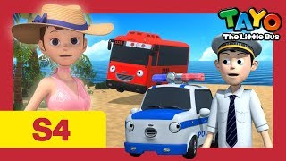 Tayo S4 EP24 l A present for Hana l Tayo the Little Bus l Season 4 Episode 24