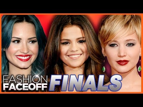 Demi Lovato vs Selena Gomez vs Jennifer Lawrence: Fashion Faceoff Finals