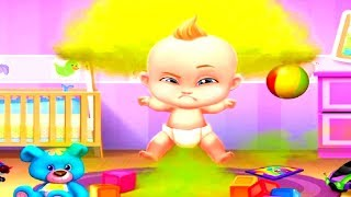 Smelly Baby Farty Party 😳 พากย์ ไทย เต็ม เรื่อง #Cartoon baby doll videos for toddlers. infantiles