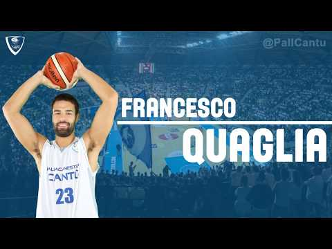 Welcome Francesco Quaglia