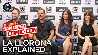 The Curse of La Llorona Explained by the Cast and Director