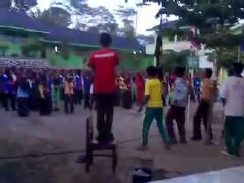Goyang MTs Hasyim Asy'ari Bawang (Cesar)
