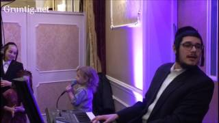 """Two Year Old Child's Amazing Performance of """"Nafshi"""""""