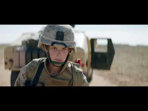 MEGAN LEAVEY Official Trailer 2017 HD streaming vf