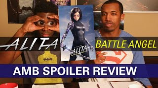 Alita-Battle Angel: Action Movie Breakdown Review